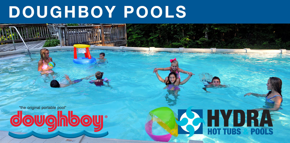 Charlotte Hot Tubs and Swimming Pools | Doughboy Pools | Above ...