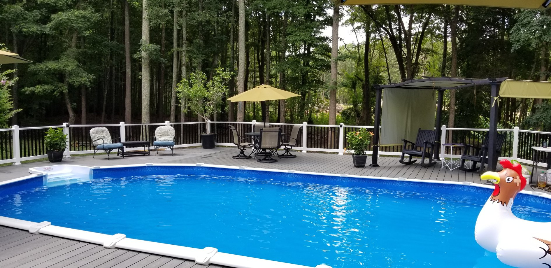Charlotte Hot Tubs and Swimming Pools | When To Clean My Sand Filter
